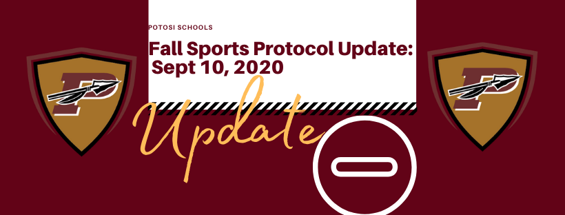Fall Sports Protocols
