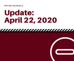 April 22nd, 2020 Updates