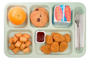 School Lunches Continue to Improve