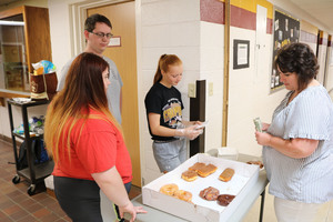 Why FBLA Sells Donuts To Learn Business