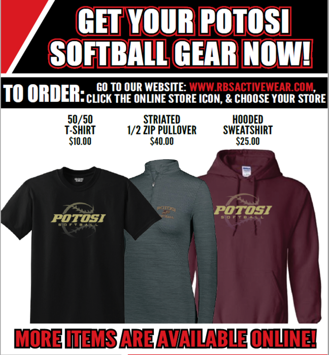 Softball Clothing Flyer