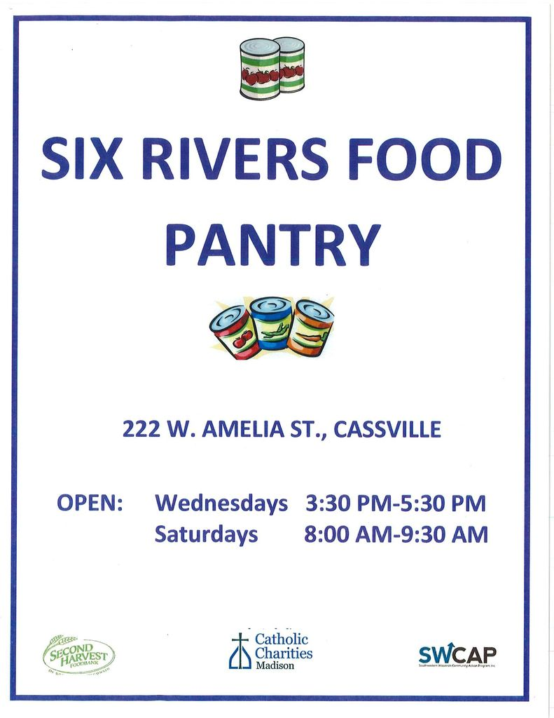 Six Rivers Food Pantry